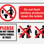 Do Not Flush Wipes