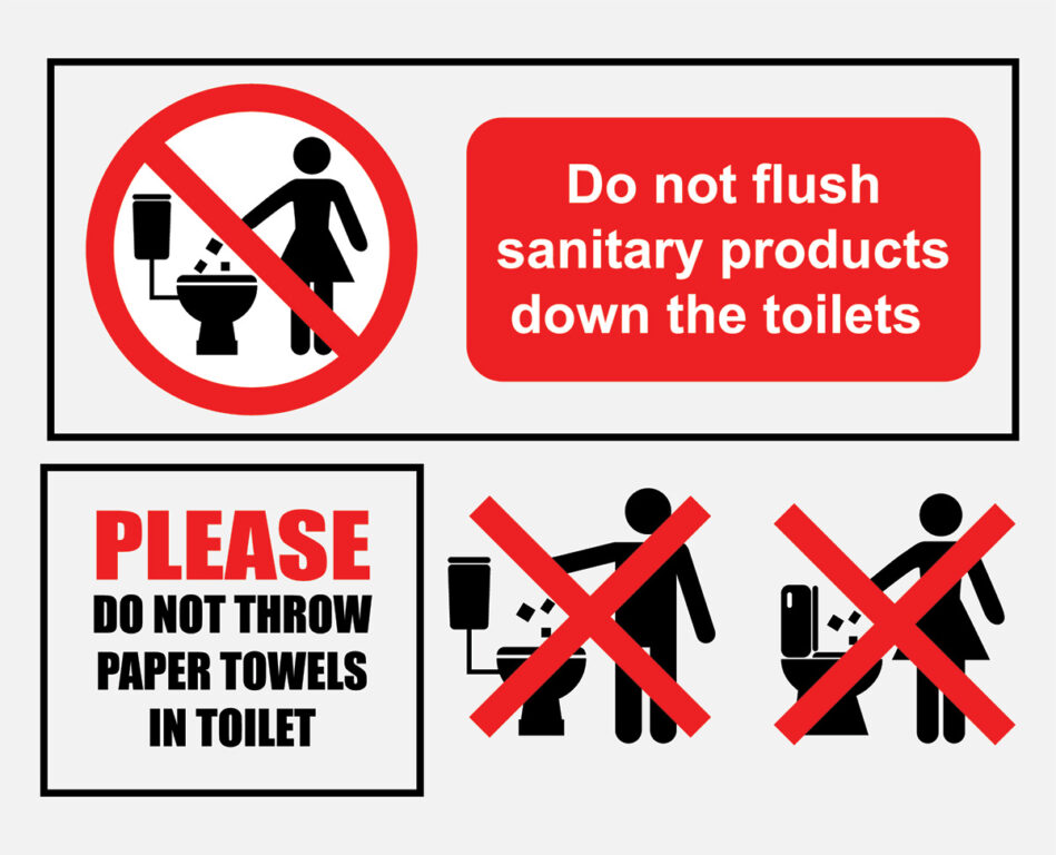 Do Not Flush Wipes