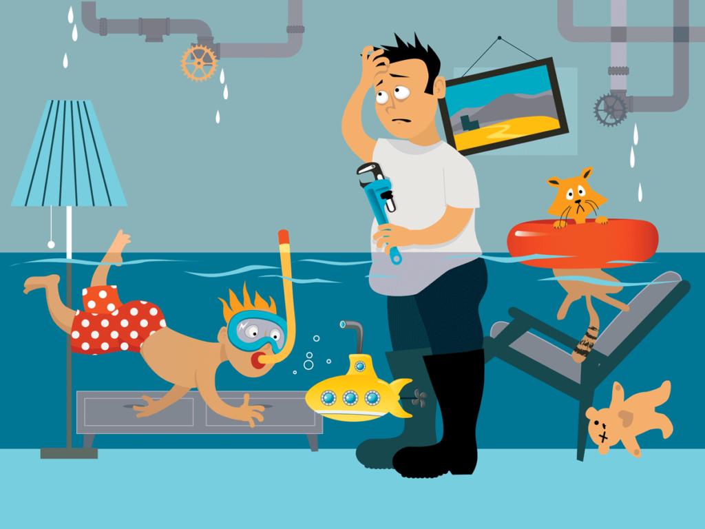 DIY Plumbing Disasters