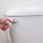 Toilet won't flush